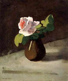 rose odilon redon