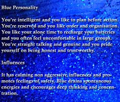 Spiritual meaning of colors in captured wishes gift vessels color color blue personality and effects publicscrutiny Choice Image