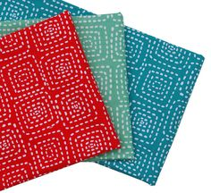 Stitch Square from the Mod Basics collection by Michael Miller