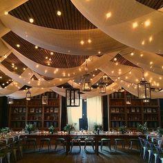 5 Tulle Bolt X 600 Feet - Color - Dream Wedding ❤️ - Decor Fall Wedding, Wedding Ceremony, Our Wedding, Wedding Venues, Dream Wedding, Bhldn Wedding, Wedding Sparklers, Luxury Wedding, Gym Wedding Reception