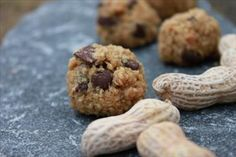 Quinoa Chocolate Peanut Butter Cookies