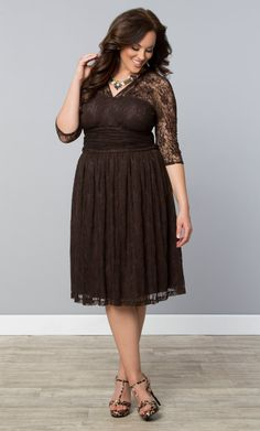 f766d753bdba8 Have a swingin  time in style with our plus size Swinging Symphony Dress!  Beautiful