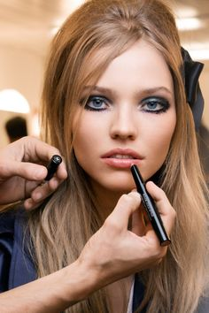 Sasha Luss beauty