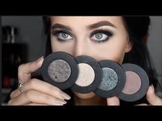 New Gun Metal Stack from Melt Cosmetics | Demo of each shade - Melt Cosmetics https://www.amazon.com/gp/search?ie=UTF8&tag=pixibeauty-20&linkCode=ur2&linkId=ec1a0b202568f2fcd14a941e7c9da42e&camp=1789&creative=9325&index=beauty&keywords=melt cosmetics  Available here – https://www.meltcosmetics.com/collections/stacks/products/gun-metal-stack?variant=25268695937  http://47beauty.com/cosmeticcompanies/new-gun-metal-stack-from-melt-cosmeti