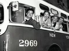 """The Honeymooners""- classic TV sitcom starring Jackie Gleason, Art Carney & Audrey Meadows"
