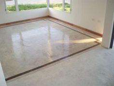colores de piso llaneado - Buscar con Google Concrete Floors, Backsplash, Ideas Para, Tile Floor, Beach House, Tiles, Sweet Home, New Homes, Flooring