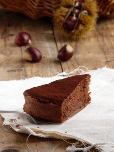Moelleux châtaignes et chocolat