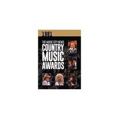 1981 Music City News Country Music Awards (Dvd)