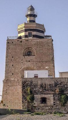 San Raineri Lighthouse, Messina, Sicily, Italy- by Acher12