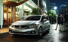 The new 2013 Civic Sedan is just the sedan you're looking for.