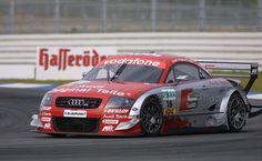 erikwestrallying:  Audi TT race car - DTM