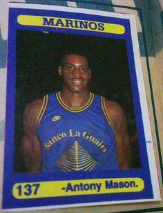 Mason Marinos Basketball, Baseball Cards, Sports, Twitter, Countries, Venezuela, Memoirs, Souvenirs, Historia