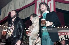News Photo : Bee Gees - Band, Pop music, UK/Australia - From...
