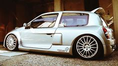 CLIO V6!! #ViveLeSport ⏩Artículos para tu coche en: @spainautoparts