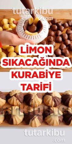 Limon Sıkacağında Kurabiye Tarifi Cereal, Biscuits, Cookies, Breakfast, Ali, Desserts, Food, Recipes, Crack Crackers