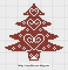 I love this tree from France - all the patterns are great