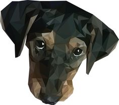 """Check out my @Behance project: """"Leda The Puppy"""" https://www.behance.net/gallery/58007155/Leda-The-Puppy"""
