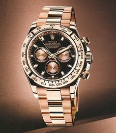 rolex_everose_daytona...... The dream ;)