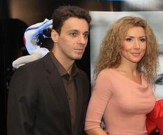 Carmen Bruma si Mircea Badea au ales numele bebelusului lor!