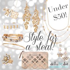 Jewelry, earrings and fashion, OH My!!! Www.stelladot.com/melikay22