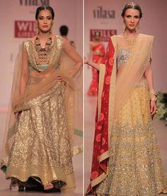Indian bridal - Rocky S 2012 #indianwedding #shaadibazaar