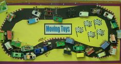 Moving Toys | Teaching Photos
