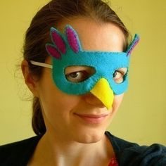 Necessary for an adorable bird costume.