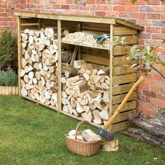 Buy Rowlinson Large Log Store, ROWL-LOGLRG1, by Rowlinson