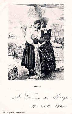 Portugal- Espinho - 1900