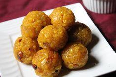 Boondi Ladoo Recipe / Boondi Laddu Recipe - Yummy Tummy Boondi Ladoo, Yellow Food Coloring, Oil For Deep Frying, Yellow Foods, Cardamom Powder, Sugar Candy, Indian Desserts, Cooking Time, Mj