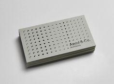 Ascui & Co. Architects — Grosz Co. Lab