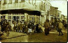 1920lerde Bakırköy Çarşısı #bakırköy #istanlook