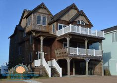 #1155 - Cape Ann | Semi-Oceanfront | Nags Head NC Vacation Rental | Village At Nags Head Outer Banks  | 1-800-635-1559