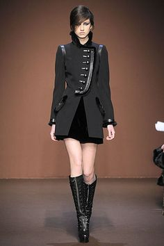 Andrew Gn Fall 2010 Ready-to-Wear Collection Slideshow on Style.com