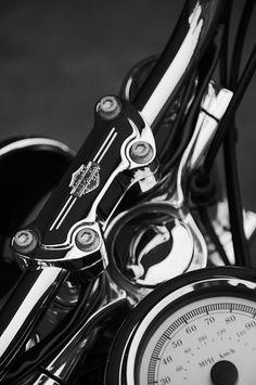 Harley Davidson by Adam*Smith, via Flickr