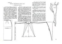 aprenda a coser gil brandao - elisa - Picasa Web Albums Pattern Drafting, Couture, Rubrics, Sewing Clothes, Pattern Making, Needlework, Sewing Patterns, Barbie, Fashion Design
