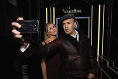 Pin for Later: Birthday Girl Jennifer Aniston's Got More Famous Friends Than We Can Count  In February 2016, Jennifer posed for a photo with Billy Zane at the world premiere of Justin Theroux's film, Zoolander 2, in NYC.
