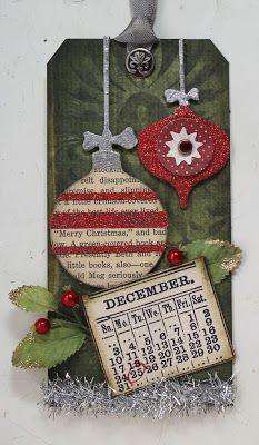 Bluebird Paperie: 12 Tags of Christmas