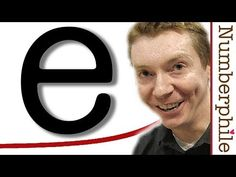 The mathematical constant e is one of the most important numbers in all of mathematics. It Hurts Me, Secondary Math, Trigonometry, Popular Mechanics, Math Resources, Algebra, Critical Thinking, Science And Technology, Problem Solving