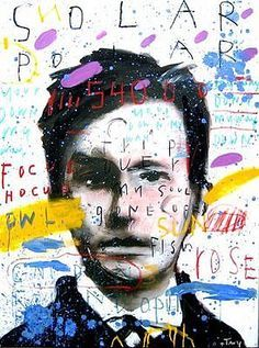 Artist Troy Henriksen @Galerie Ann W