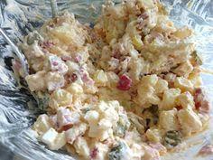 Judith in the Kitchen: Huzarensalade Ketchup, Potato Salad, Bbq, Snacks, Ethnic Recipes, Dutch, Xmas, Drink, Food