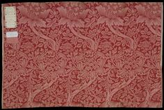 Rose and Thistle   Morris, William   V&A Search the Collections
