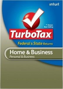 TurboTax Home & Business Federal