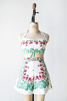 Vintage Dresses 1940 | Vintage Clothing Blog | Adored Vintage Blog | For all things vintage ...