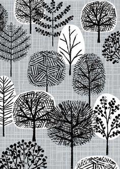 Forêt de Grey, limited edition giclée