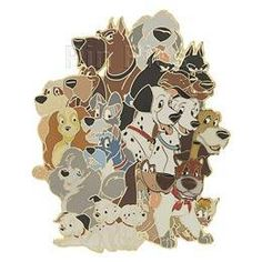 (46153) Disney Dogs (Jumbo)