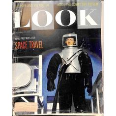 Cover Print of Look Magazine, December 10 1957 | $6.27