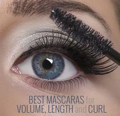 The Numerous Faces Of Mascara – Eye Makeup Look Cat Eye Makeup, Contour Makeup, Smokey Eye Makeup, Hair Makeup, Makeup Desk, Fall Makeup Looks, Winter Makeup, Mac Cosmetics, Beste Mascara
