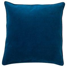 Velvet Cushion 50x50cm | Freedom Furniture and Homewares