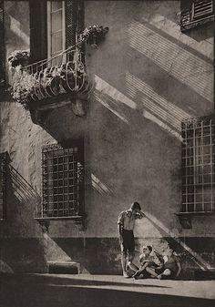 Chris J Symes - Shadows, 1935